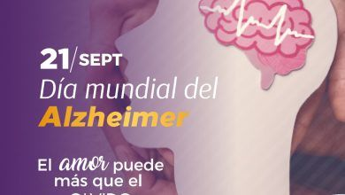 Photo of Campaña Dia mundial del Alzheimer