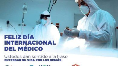 Photo of Campaña Día internacional del Médico